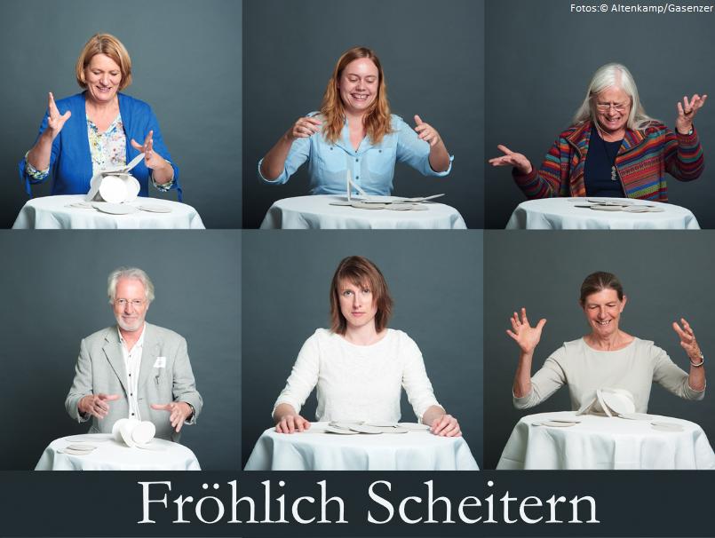 """BarCamp """"Fröhlich Scheitern"""""""