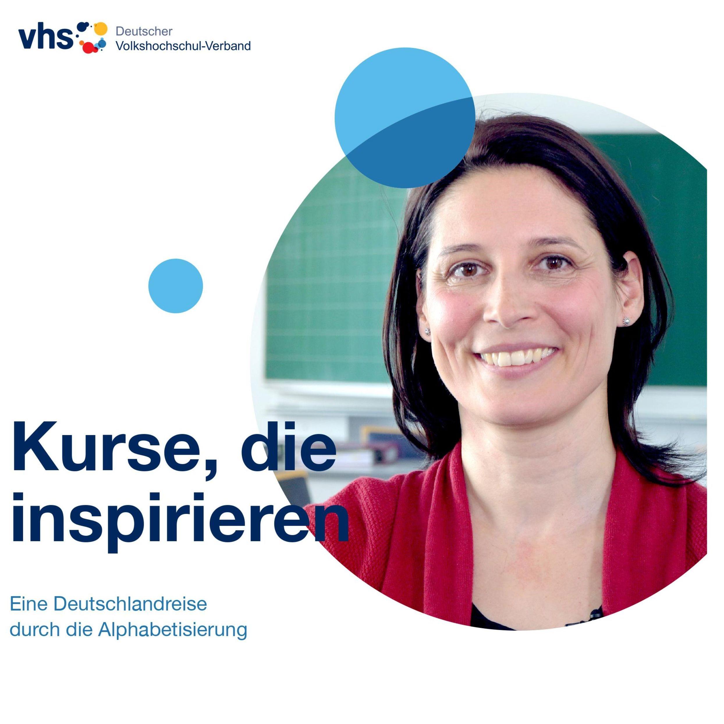 """""""Deutschlandreise durch die Alphabetisierung"""" – Digitales Flipbook des DVV-Rahmencurriculums"""