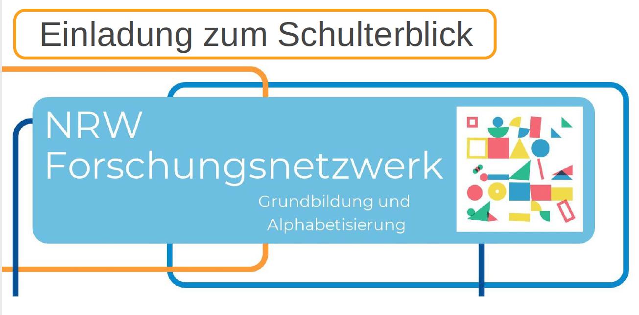 NRW-Forschungsnetzwerk zu Grundbildung und Alphabetisierung lässt sich über die Schulter blicken